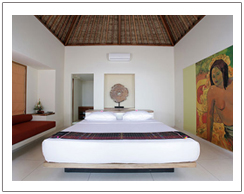 New Pool Qunci Villas Boutique hotel Lombok island Indonesia